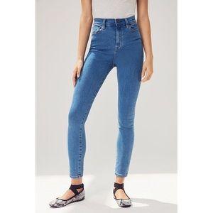 BDG Super Hi-Rise Twig skinny jeans - indigo